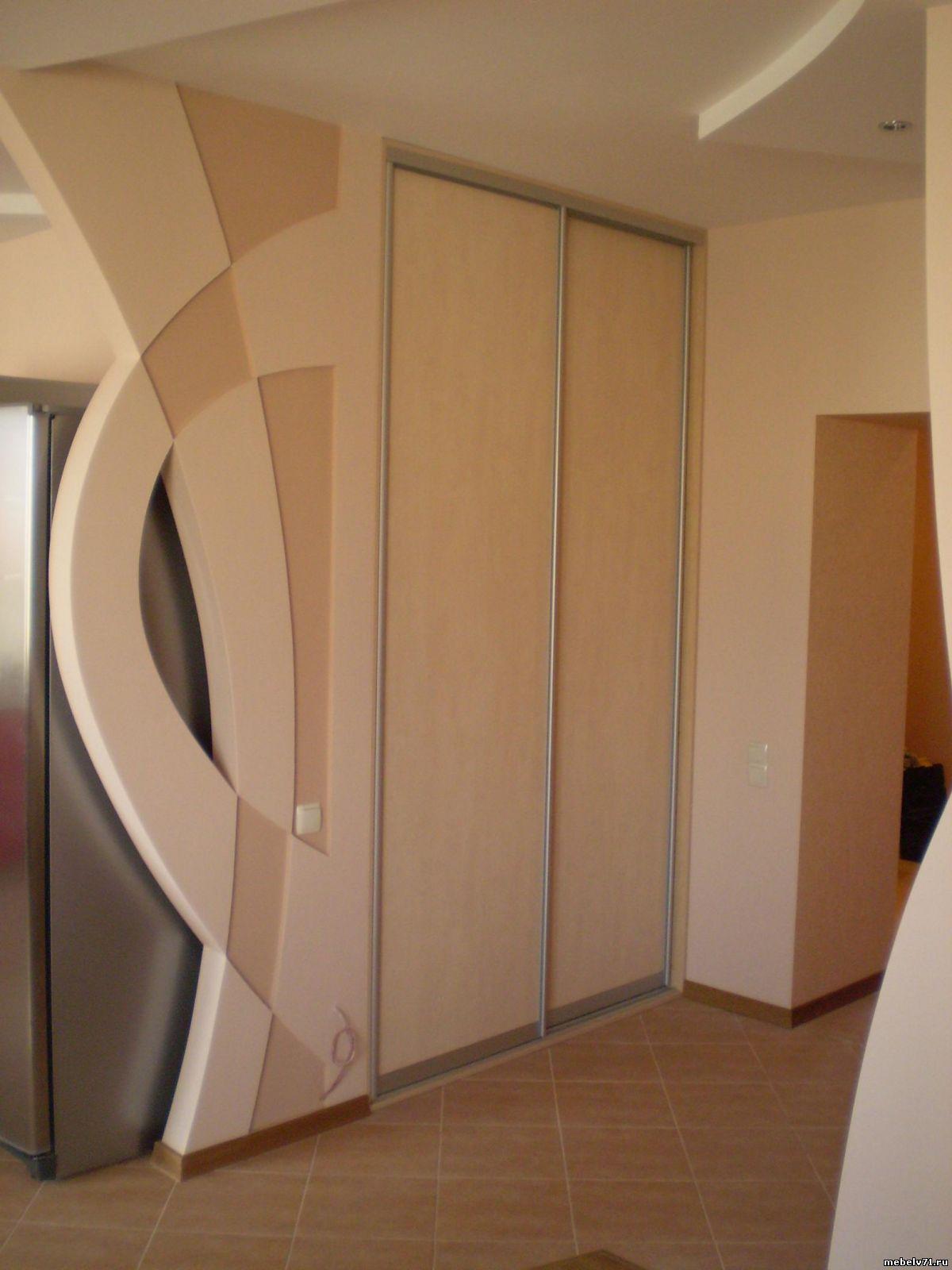 Мебель на заказ-кухни, шкафы купе, прихожие, гостиные, кабин.